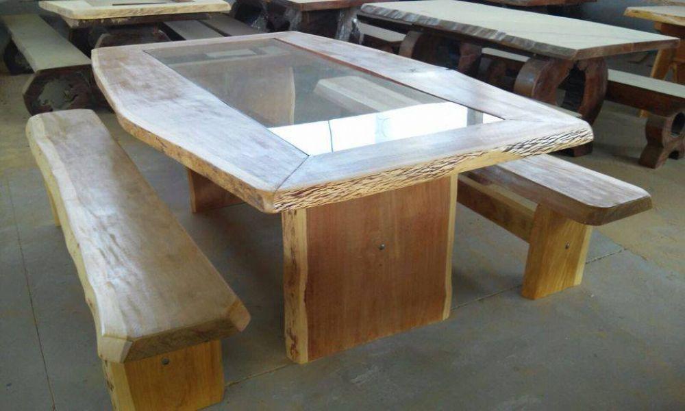 Bressanini madeiras blumenau sc - Mesas de salon rusticas ...